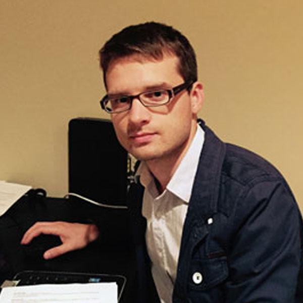 headshot of Anton Artemyev