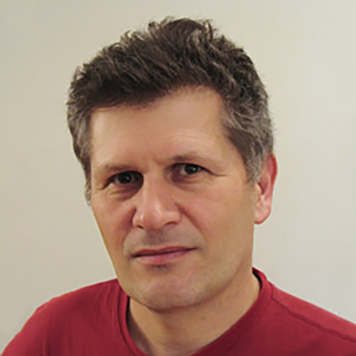 headshot of David Paige