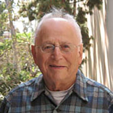 headshot of John Rosenfeld