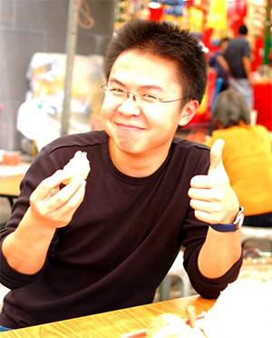 headshot of Laurence Yeung