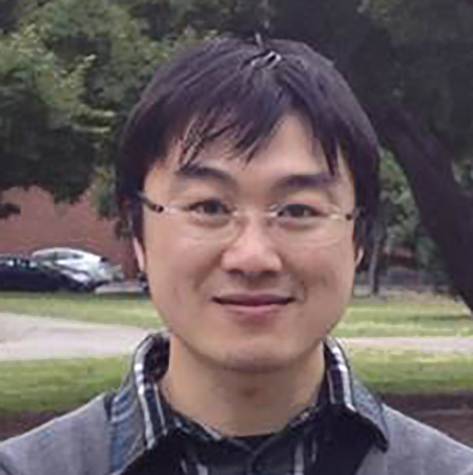headshot of Lingsen Meng