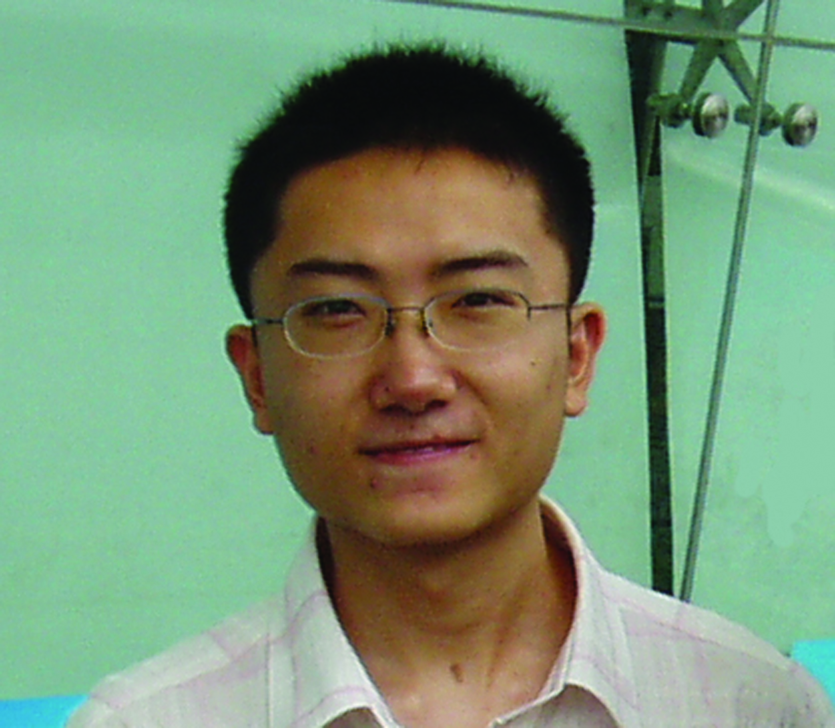 headshot of Jiang Liu