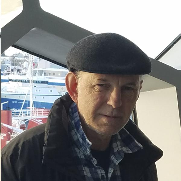 headshot of Oscar Lovera