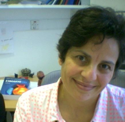 headshot of Carolina Lithgow-Bertelloni