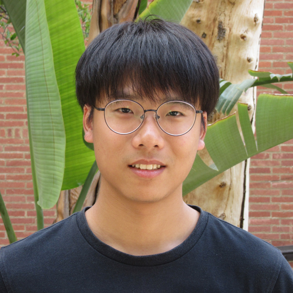 headshot of Tian Feng