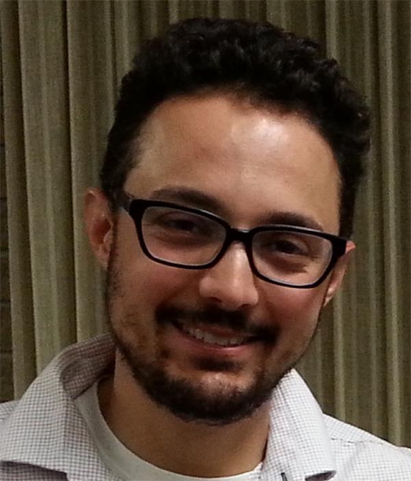 headshot of Adam Makhluf