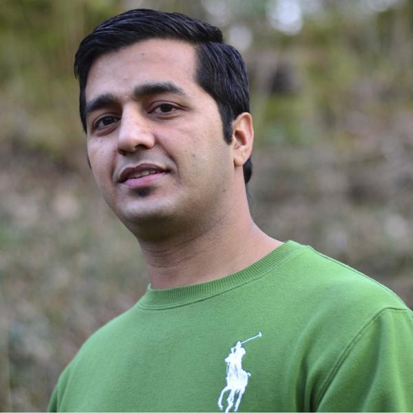 headshot of Ashok Kumar Verma