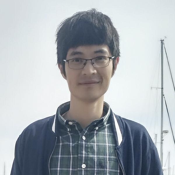 headshot of Hui Huang