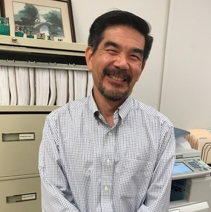 headshot of Jim Nakatsuka