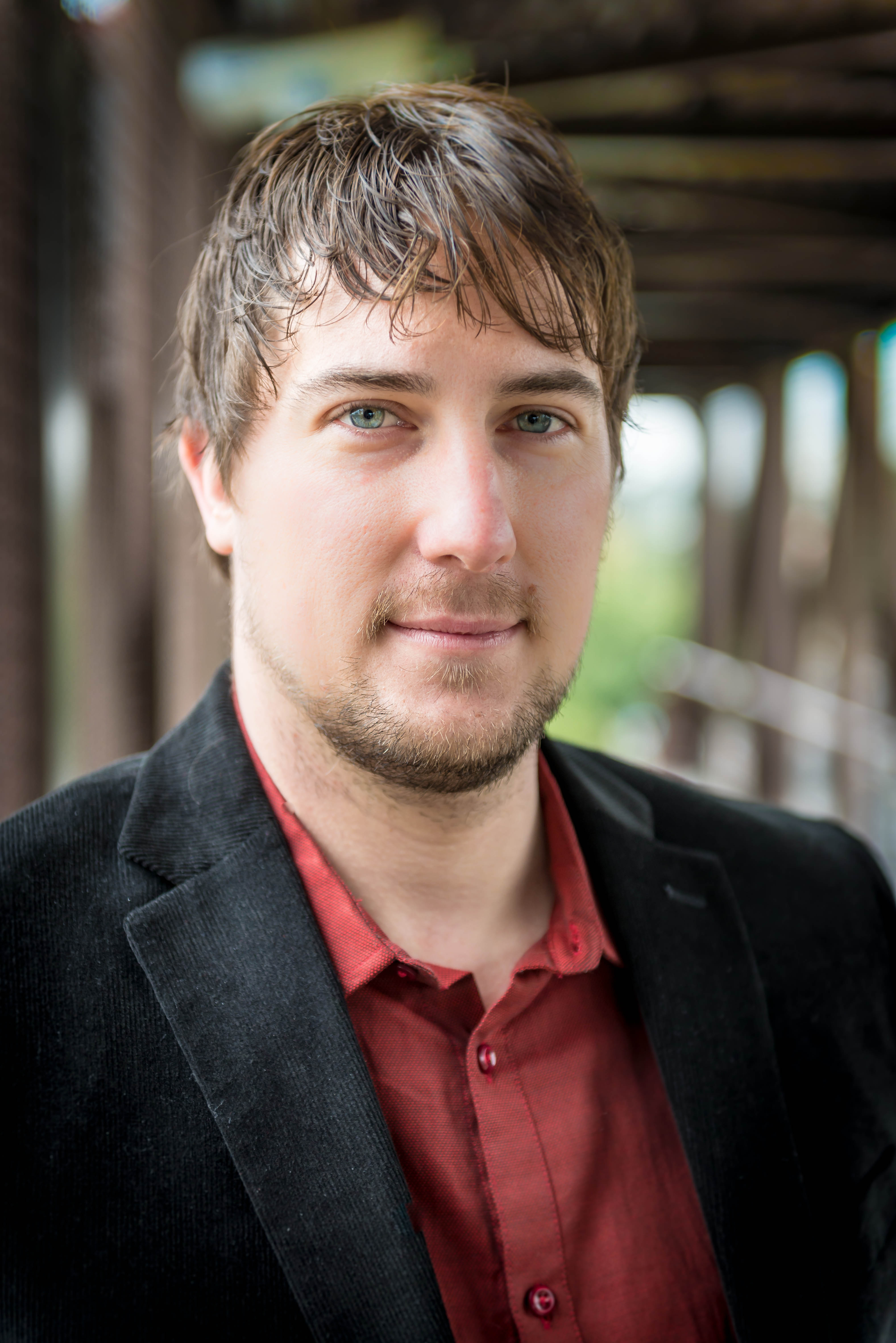 headshot of Adam Kellerman