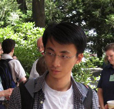 headshot of Ming-Chang Liu