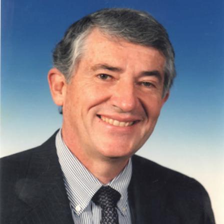 headshot of Paul Coleman