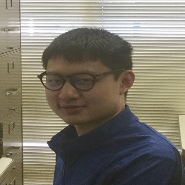 headshot of Terry Zixu Liu