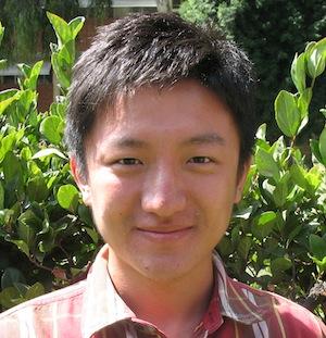 headshot of Zheng Xing