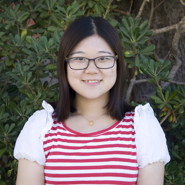 headshot of Ailin Zhang