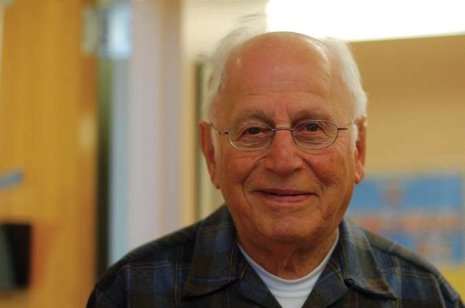 John Rosenfeld, photo ca. 2009 (EPSS)