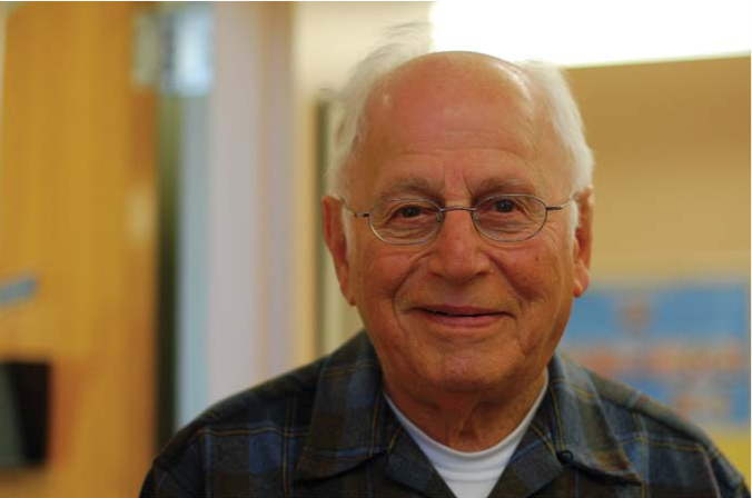John Rosenfeld, Emeritus Professor in UCLA's Department of Earth, Planetary, and Space Sciences