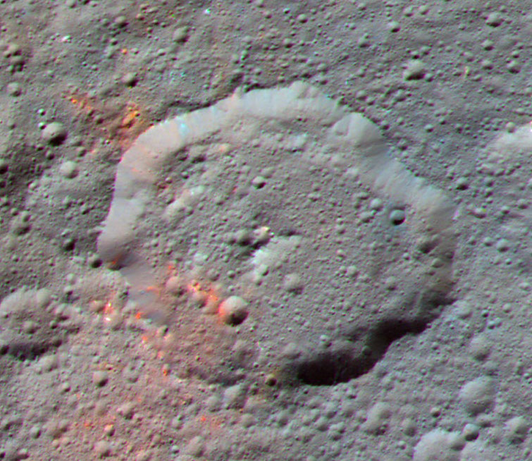 image for 'organic-compounds-detected-ceres' item