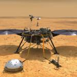 image for 'insight-brings-first-piece-ucla-surface-mars' item