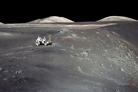 Exploring the Moon, Then and Now: A free public talk by EPSS Professor David Paige