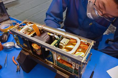 UCLA students launch project that's out of this world