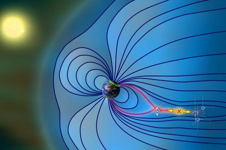 EPSS Researchers discover a new source of space weather – too close to home