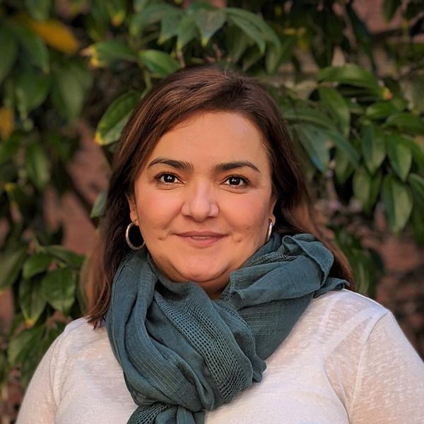 headshot of Ana Mariscal