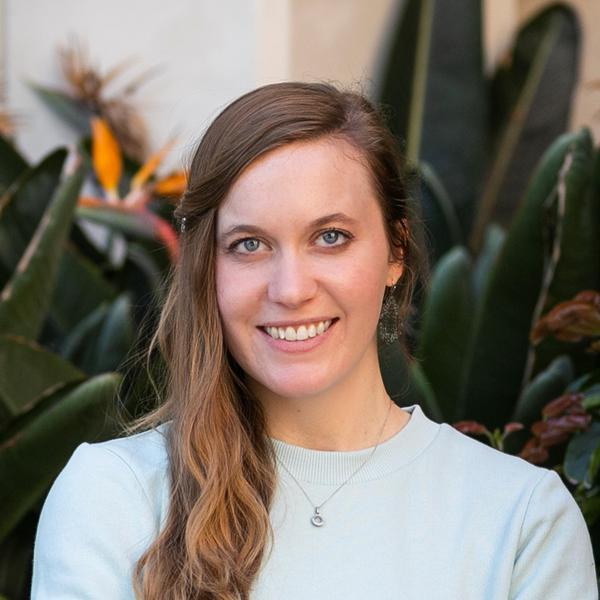 headshot of Emilie Dunham