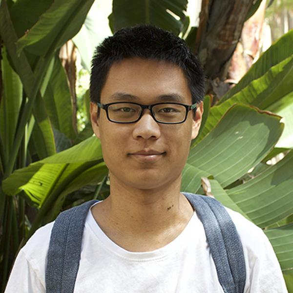 headshot of Haotian Xu