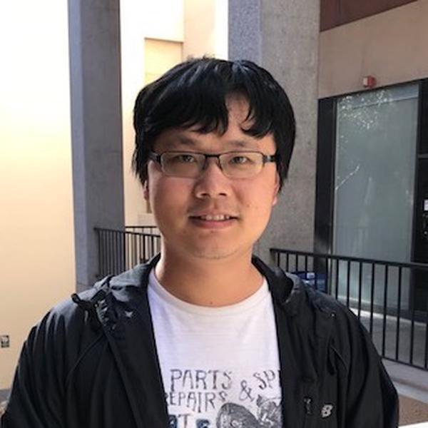 headshot of Gen Li
