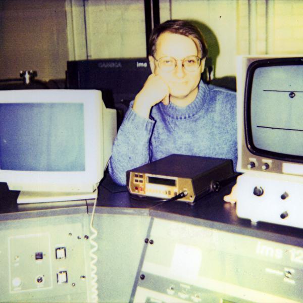 headshot of George Jarzebinski