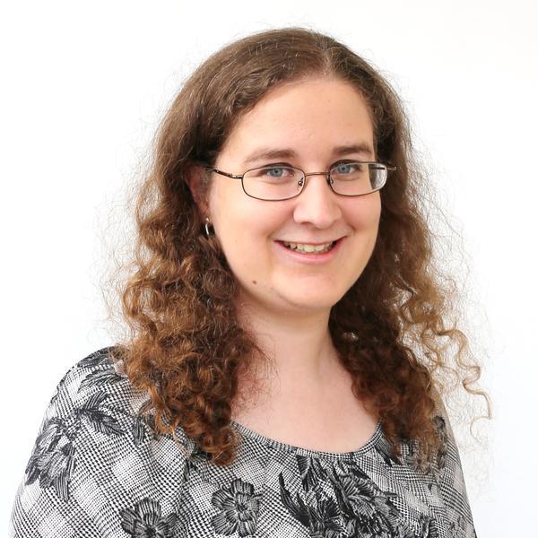 headshot of Julie Huning