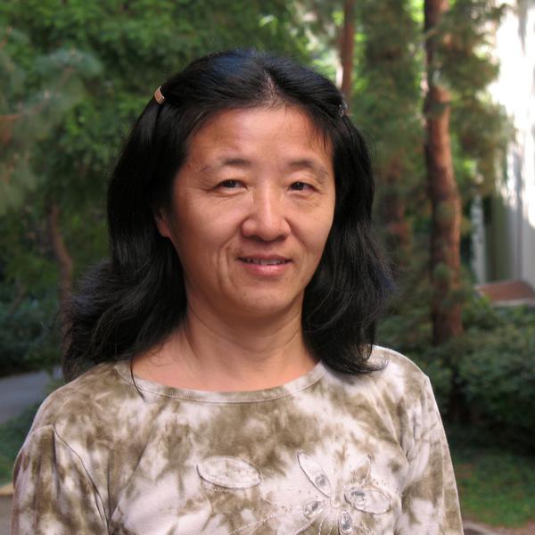 headshot of Jing Li