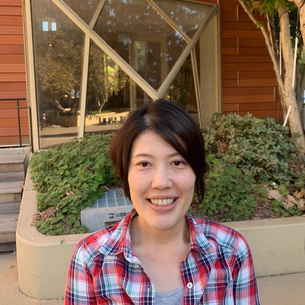 headshot of Nozomi Matsuda