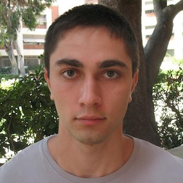headshot of Zagid Abatchev
