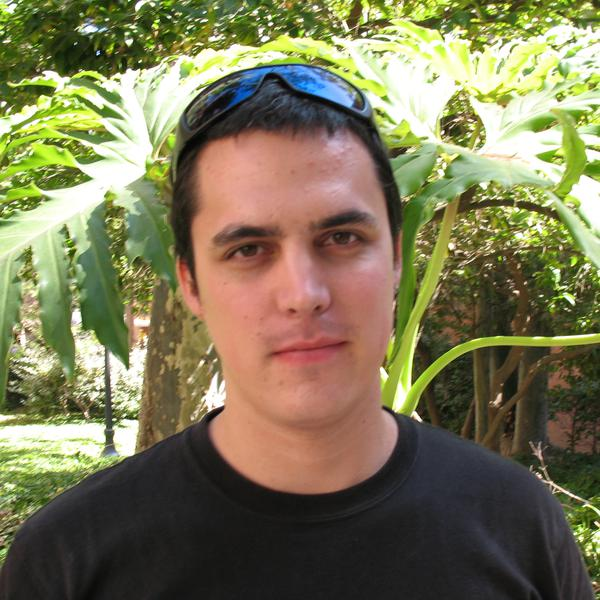 headshot of Nathaniel Monson